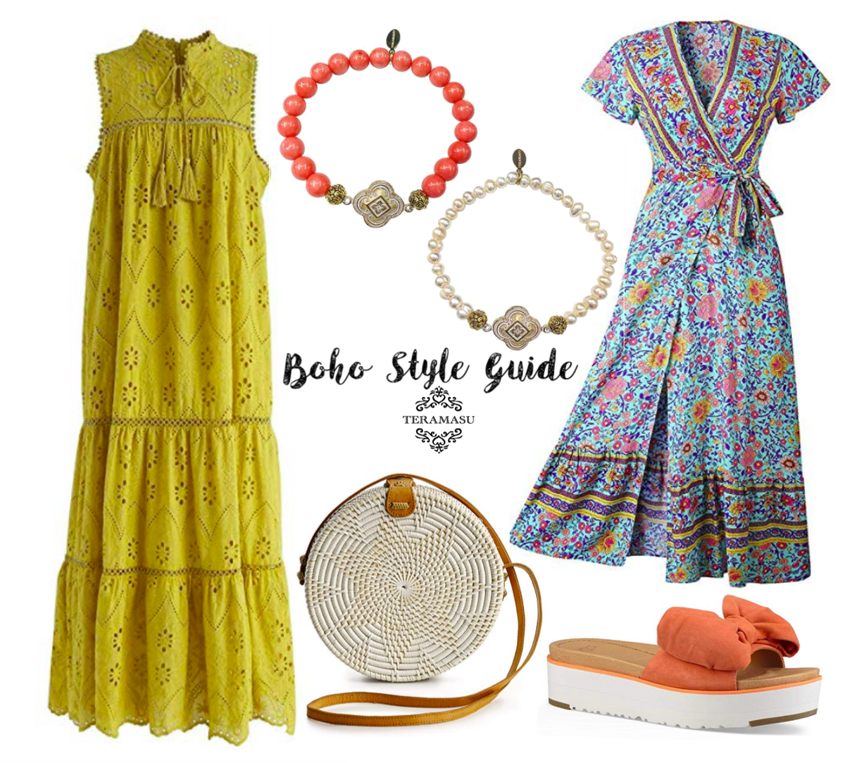 Chic Peek: Boho Summer Style Guide from Teramasu