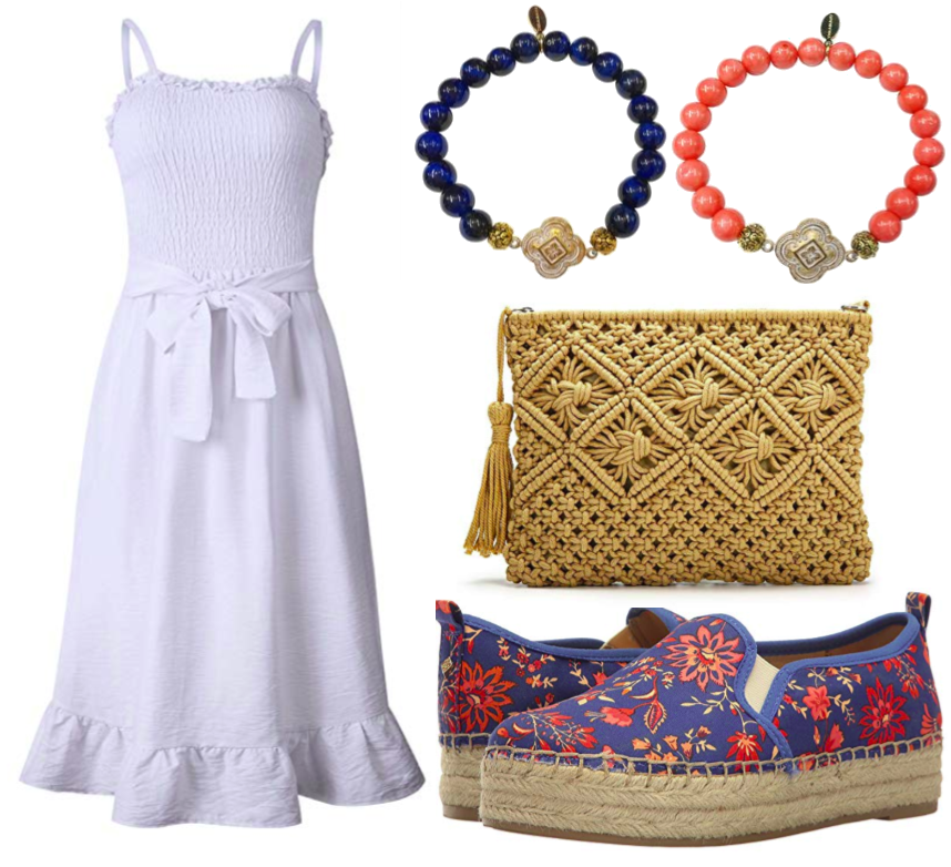 """Want It"" Wednesday: Bold & Colorful Island Getaway Outfit Inspiration from Teramasu"