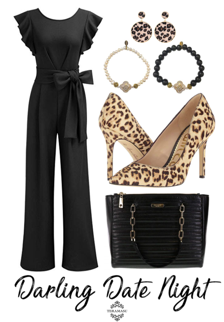 Living Ladylike: Darling Date Night Outfit Inspiration for Your One of a Kind Fall Style from Teramasu