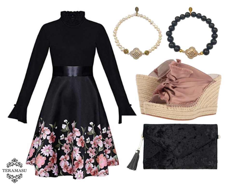 """Want It"" Wednesday: Gorgeous Date Night Outfit Inspiration for Your One-of-a-Kind Style from Teramasu"