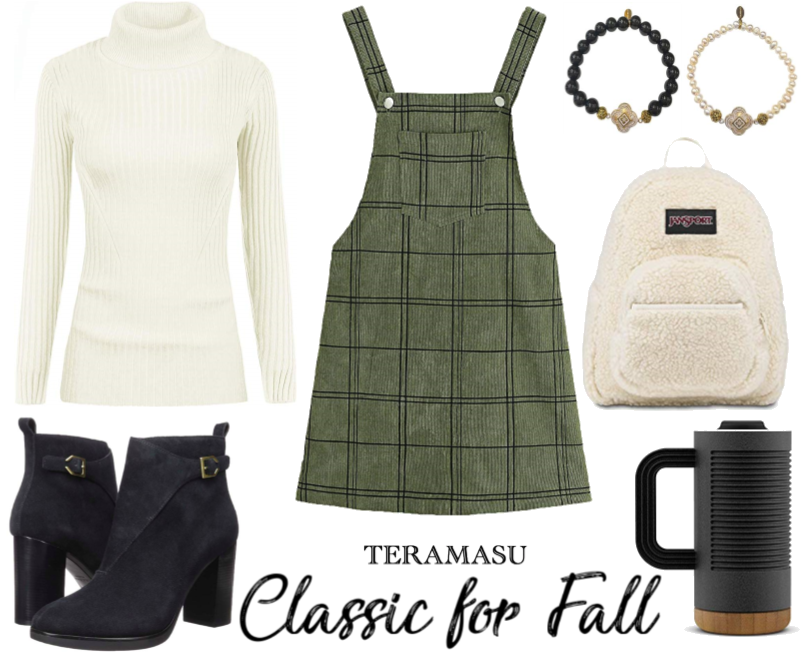 Fashion Friday: Adorable and Classic Fall Adventure Outfit Inspiration for Your One of a Kind Gorgeous Style from Teramasu