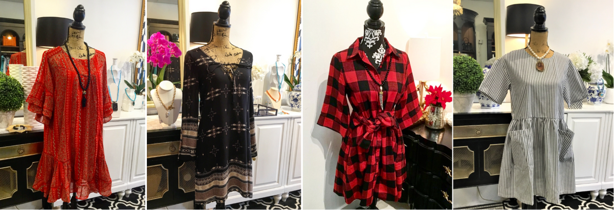 Friday Favorites: This Week's Picks of the Cutest Dresses for Your Fall Style from Teramasu