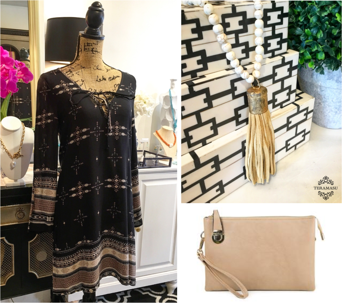 Monday Must-Haves: New Arrivals & The Perfect Neutral-Tone Outfit Inspiration for Fall from Teramasu