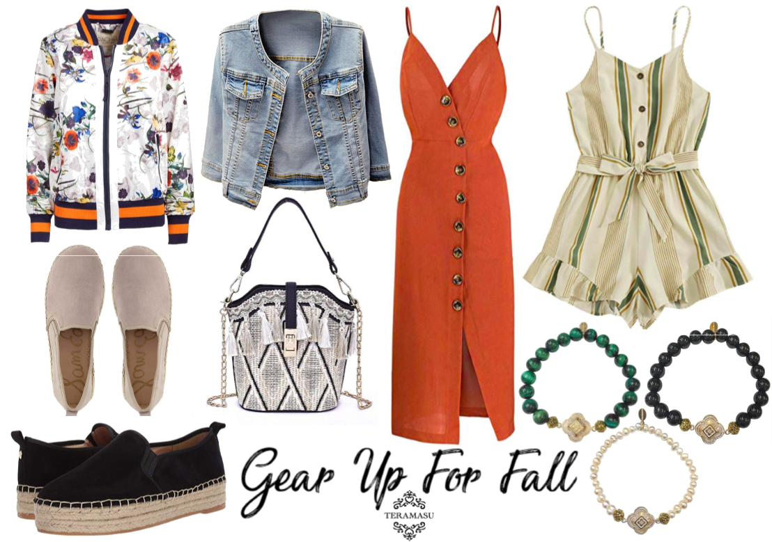 What-To-Wear Weekend Wisdom: The Perfect Transition Fashion for Your Summer to Fall Style from Teramasu