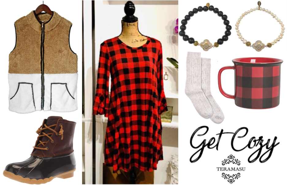 """Want It"" Wednesday: Get Chic & Cozy in Gorgeous New Outfit Inspiration for Fall from Teramasu"