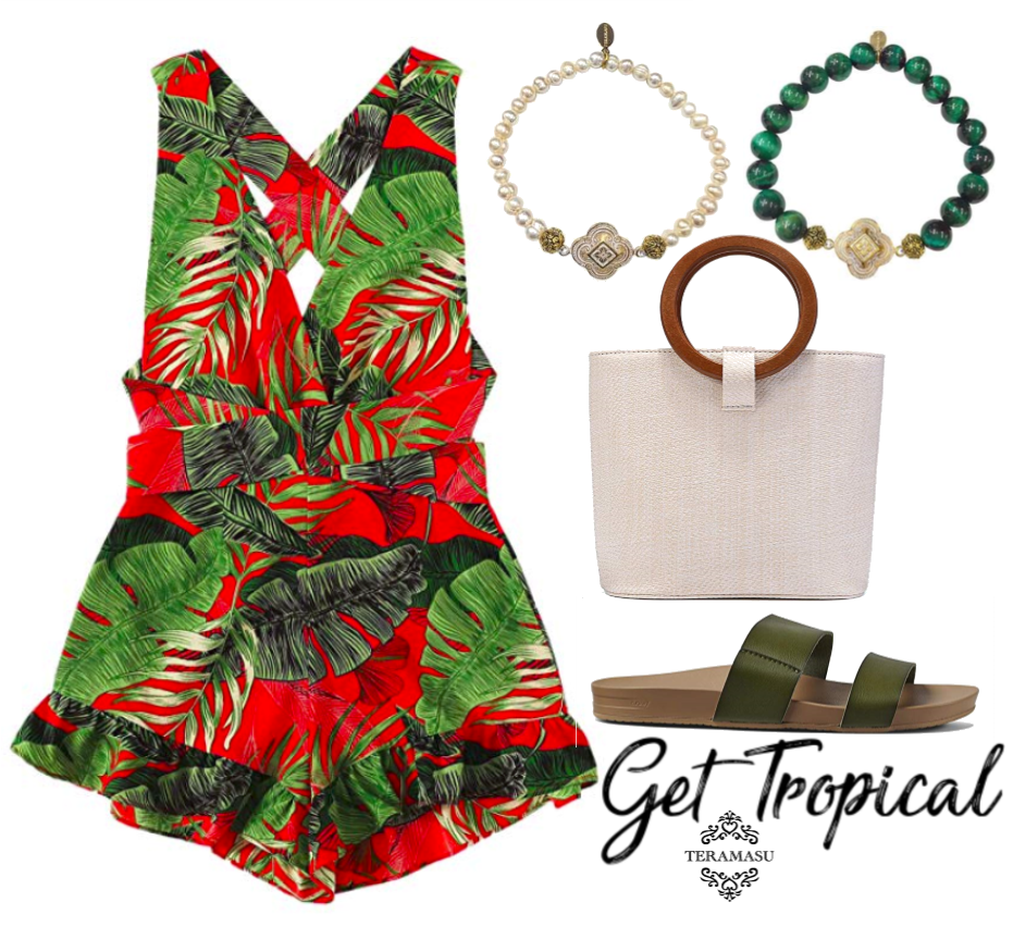 """Want It"" Wednesday: Get Tropical with Bright and Bold Outfit Inspiration from Teramasu"