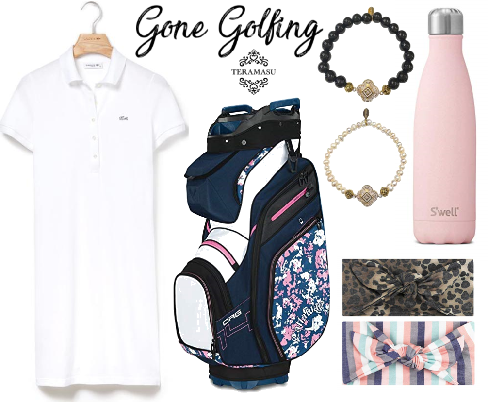 Stylin' Saturday: Hit the Golf Course In Style with Chic Outfit Inspiration from Teramasu