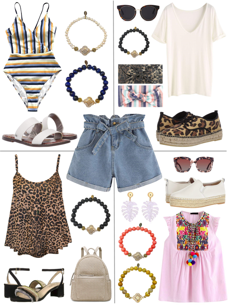 Chic Peek: Darling in Denim Shorts Outfit Inspirations for Your Gorgeous Style from Teramasu