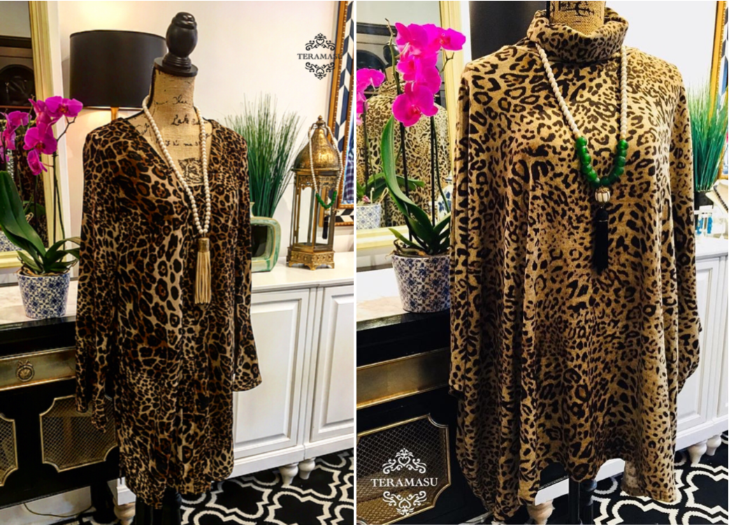 """Want It"" Wednesday: The Perfect Leopard-Print Fashion for Your Fall Style from Teramasu"