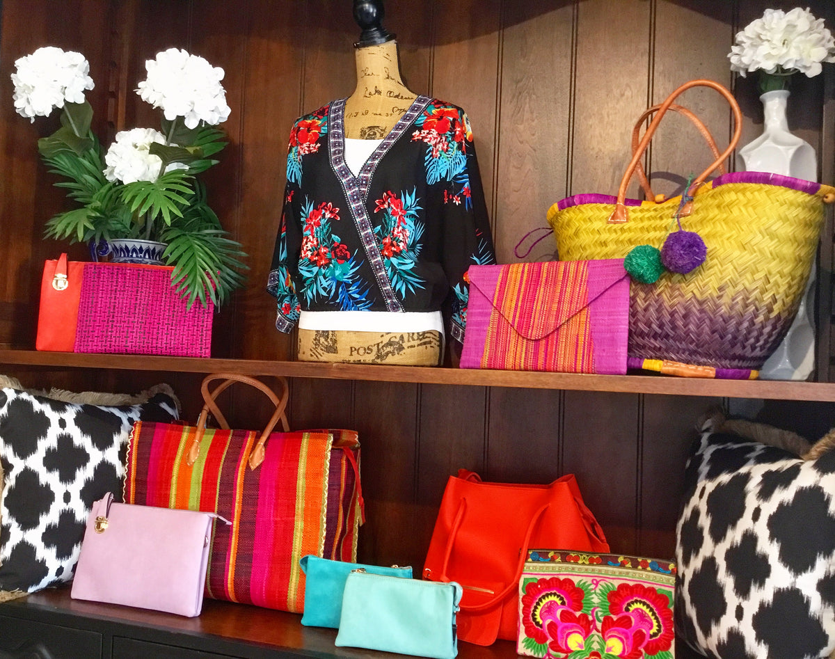 Chic Peek: Colorful New Arrivals are in at Teramasu!!!