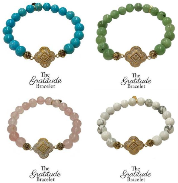 Cheek Peek: Gorgeous New Teramasu Gratitude Bracelet Arrivals for Your One of a Kind Style from Teramasu