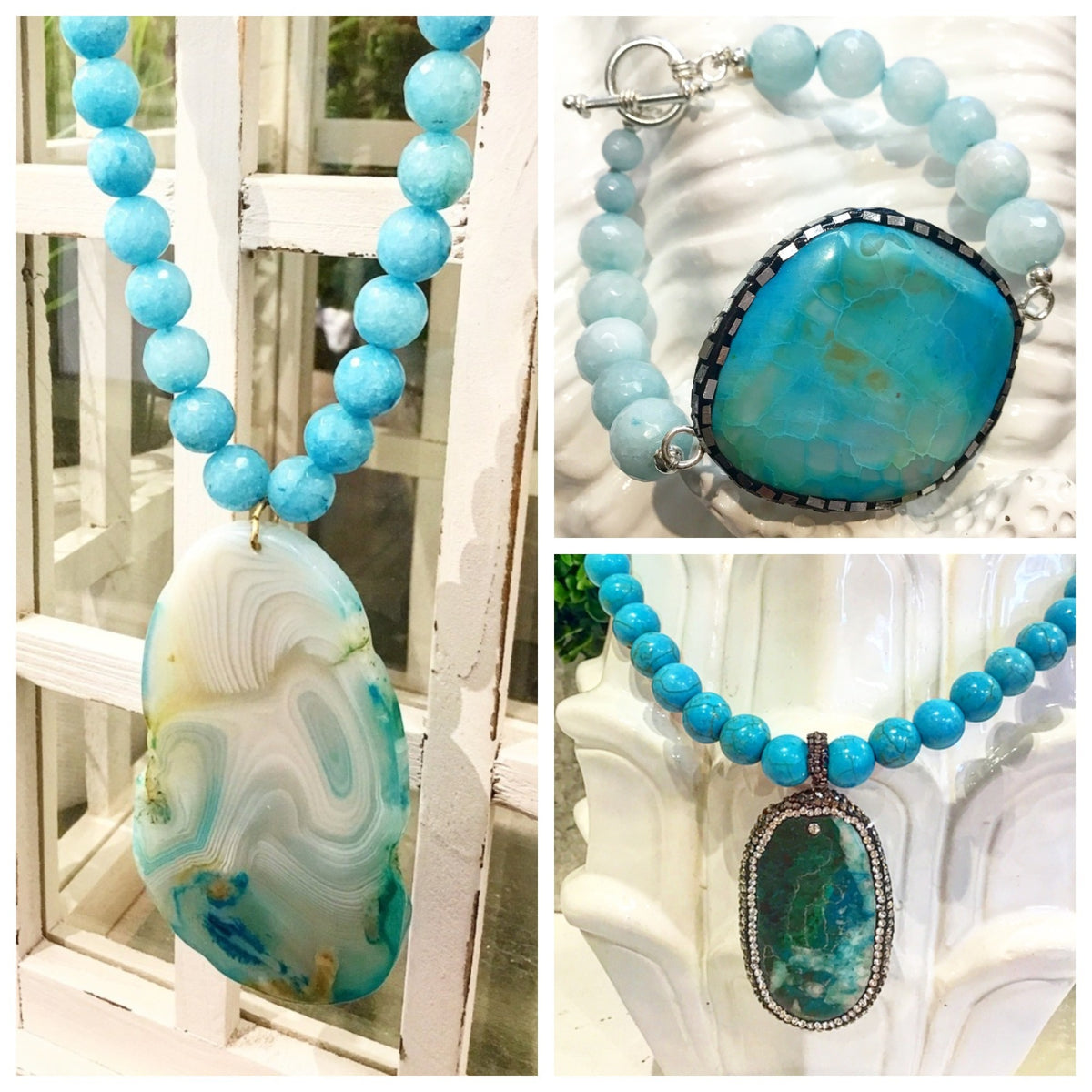 """Want It"" Wednesday: Gorgeous, Handmade Ocean-Inspired Jewelry by Teramasu for Your One-of-a-Kind Style"