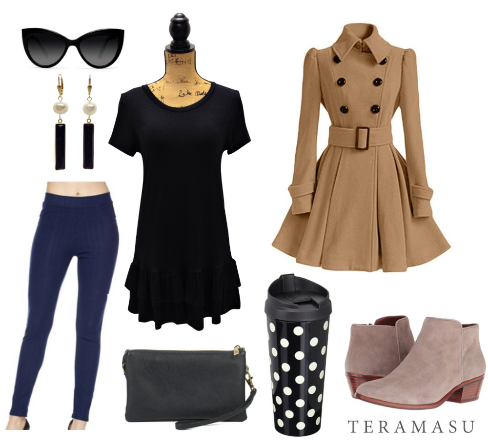 Chic Peek: Preppy, Chic, and Classic Outfit Inspiration for Your One-of-a-Kind Style from Teramasu