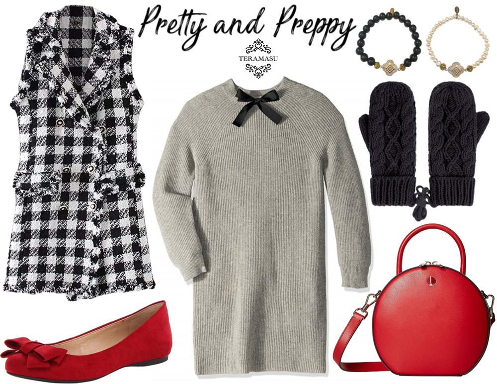 Monday Must-Haves: Pretty and Preppy Outfit Inspiration for Your One of a Kind Fall Style from Teramasu