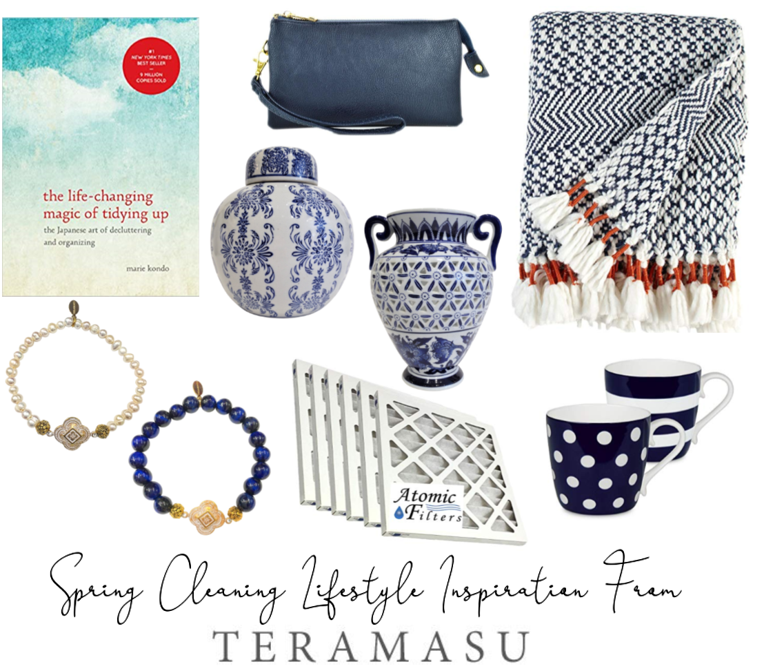 Practically Perfect: Spring Cleaning Lifestyle Inspiration from Teramasu
