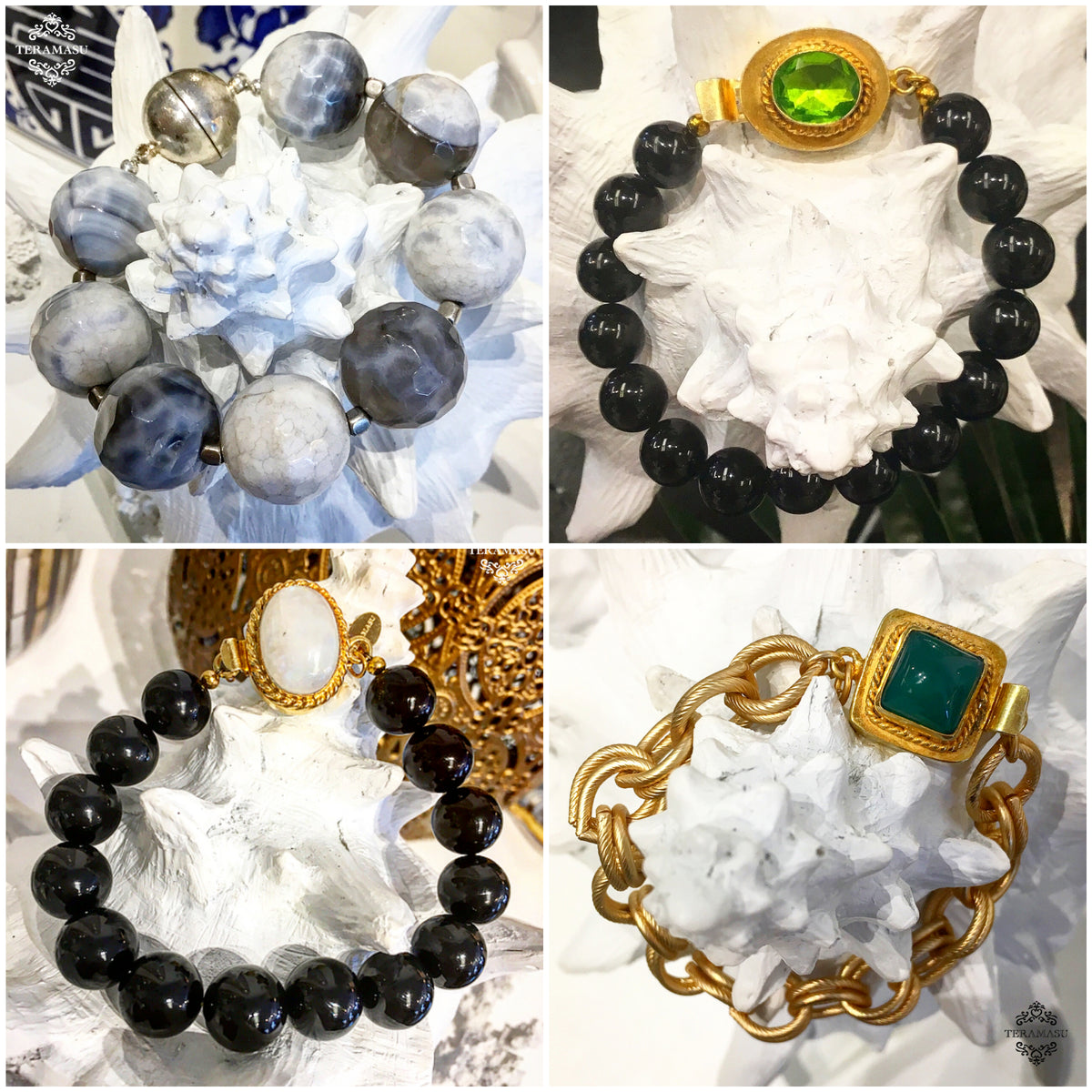 Chic Peek: The Perfect, Handmade Designer Statement Bracelets for Your One-of-a-Kind Fall Style