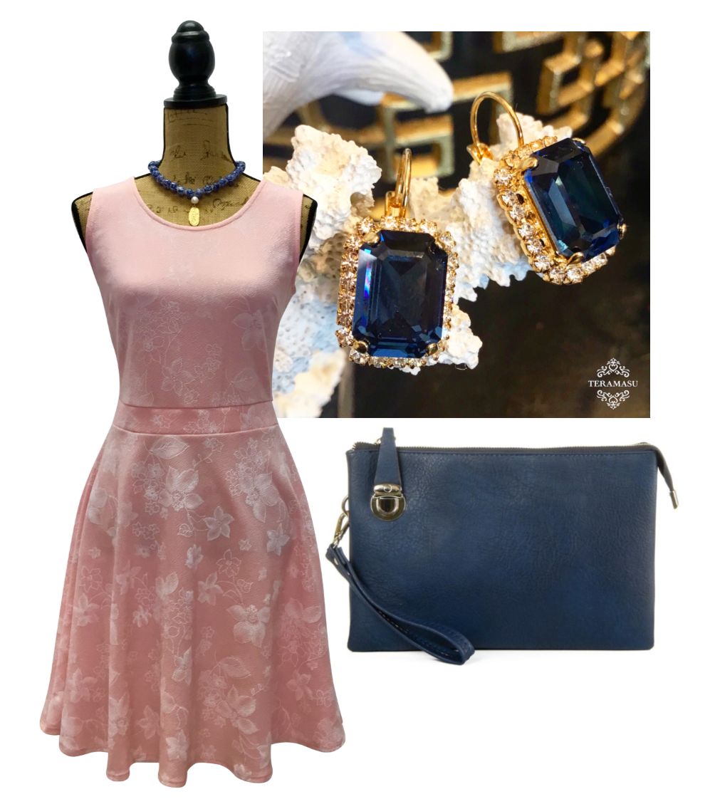 Fashion Friday: The Perfect, Chic Outfit Inspiration for a Summer Wedding from Teramasu