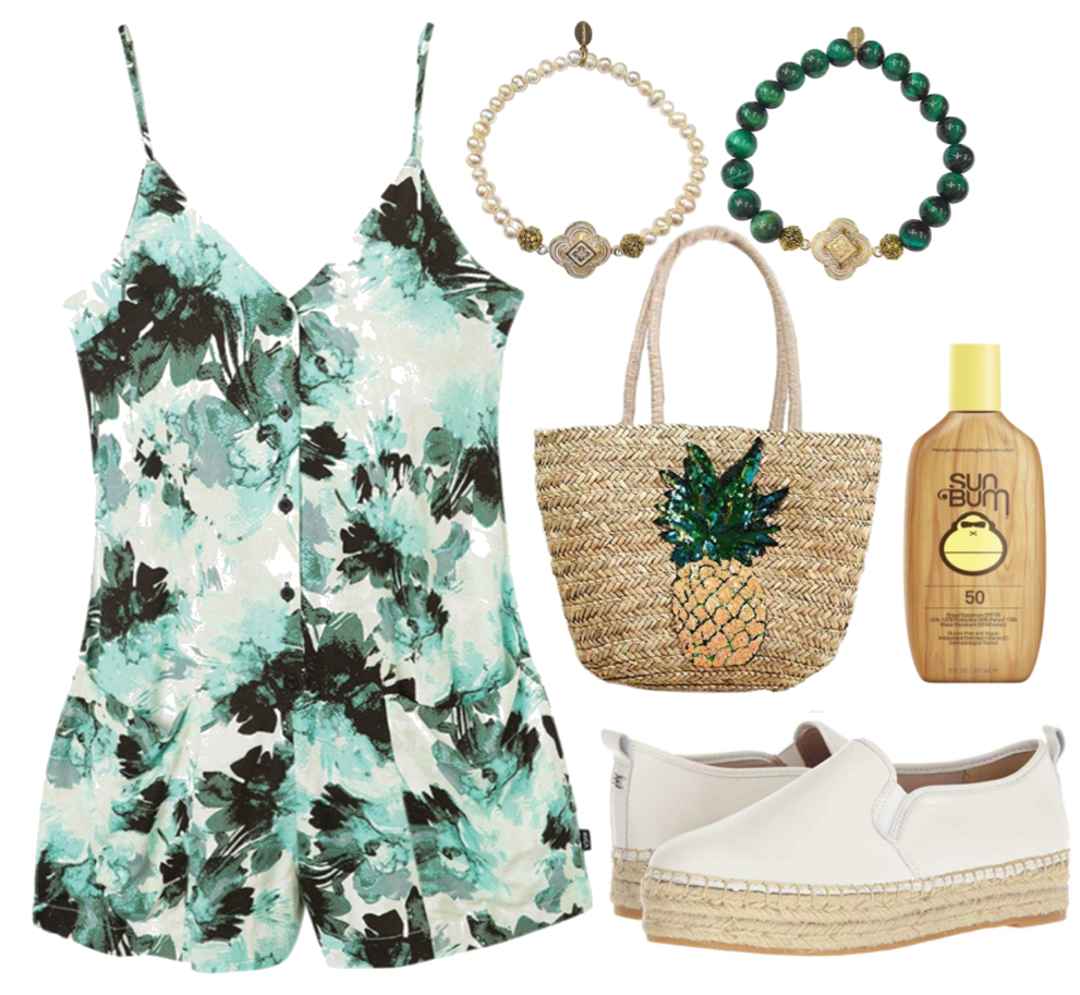 Living Ladylike: Classic & Colorful Island Getaway Outfit Inspiration from Teramasu