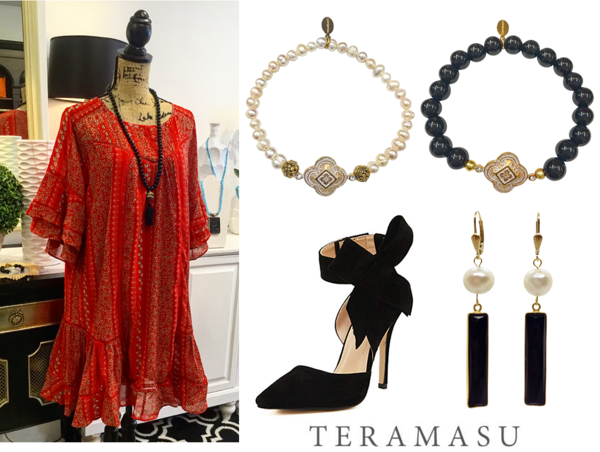 Monday Must-Have: The Cutest Outfit Inspiration for Your Valentine's Day Style from Teramasu