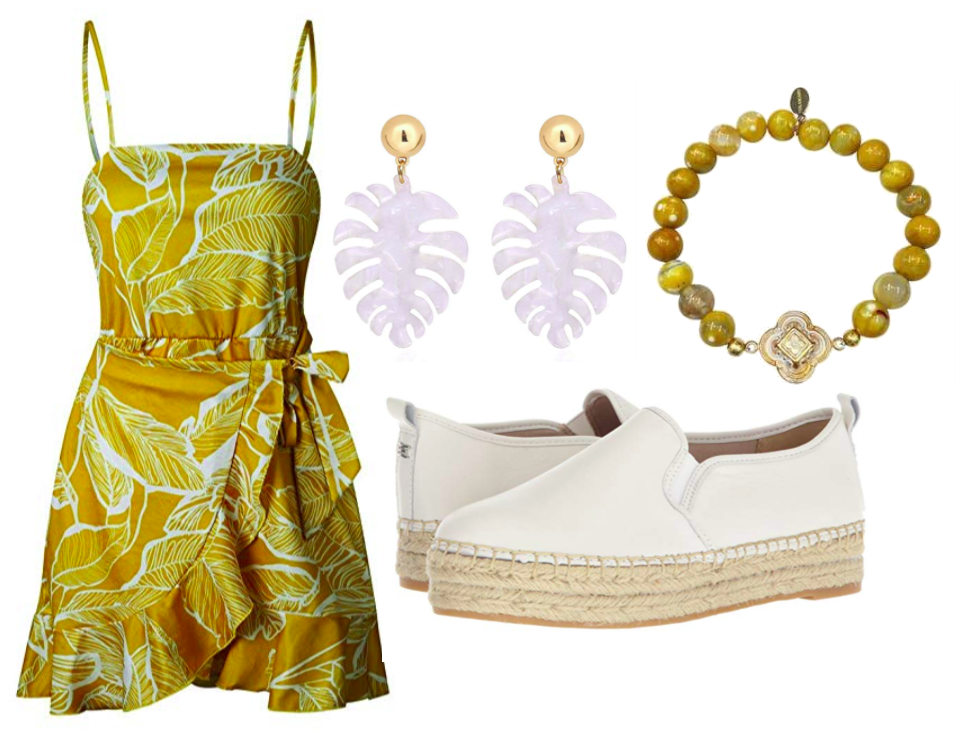 Monday Must-Have: Sunny Summer Day Outfit Inspiration from Teramasu