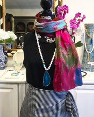 Teramasu Handmade Designer Jewelry, Scarves, and Fashion