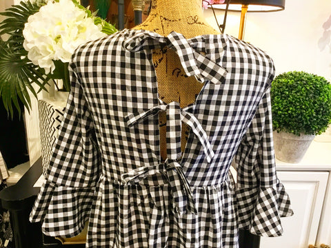 Saturday Stunners: Gorgeous in Gingham by Teramasu
