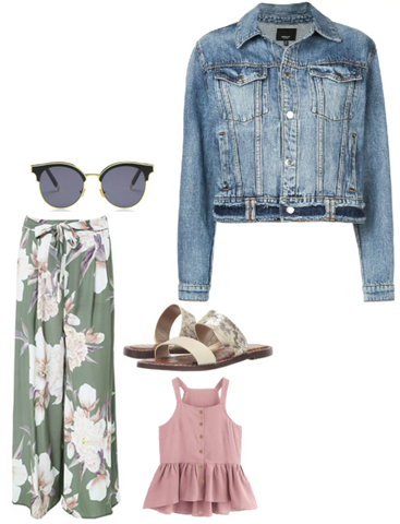Denim Outfit Inspiration