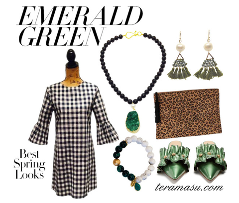 Monday Must-Haves: Gorgeously Green from Teramasu