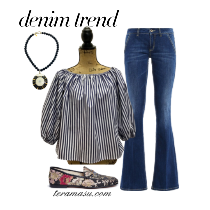 Denim Trend by Teramasu