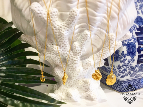 Friday Favorites: Gorgeous Handmade Designer Sea-Inspired Jewelry by Teramasu
