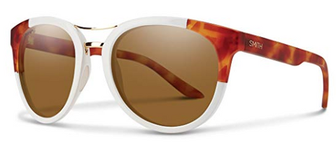 Bold Two-Tone Sunglasses