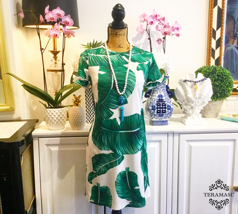 Living Ladylike: Tropic Vibes from Teramasu