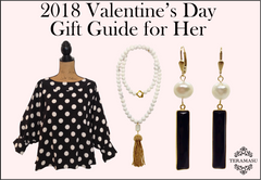 2018 Valentine's Day Gift Guide for Her from Teramasu