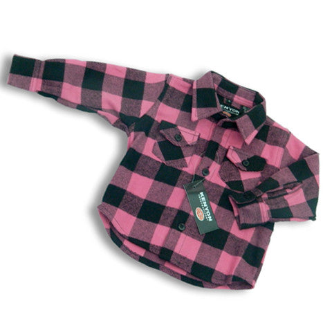Child's Buffalo Plaid Shirt