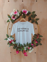 "Load image into Gallery viewer, ""The Future is Famalao'an"" Organic Unisex Tee"