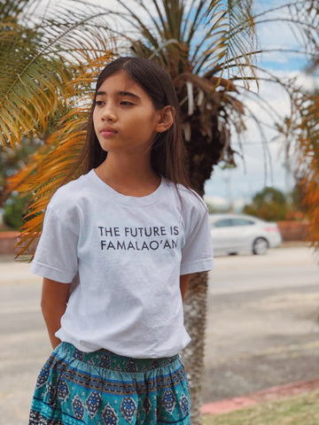 "Famagu'on ""The Future is Famalao'an"" t-shirt"