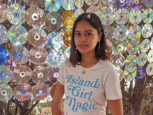 Load image into Gallery viewer, Island Girl Magic Tee - Seaside