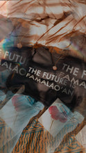 "Load image into Gallery viewer, ""The Future is Famalao'an"" Organic Unisex Tee - Black"