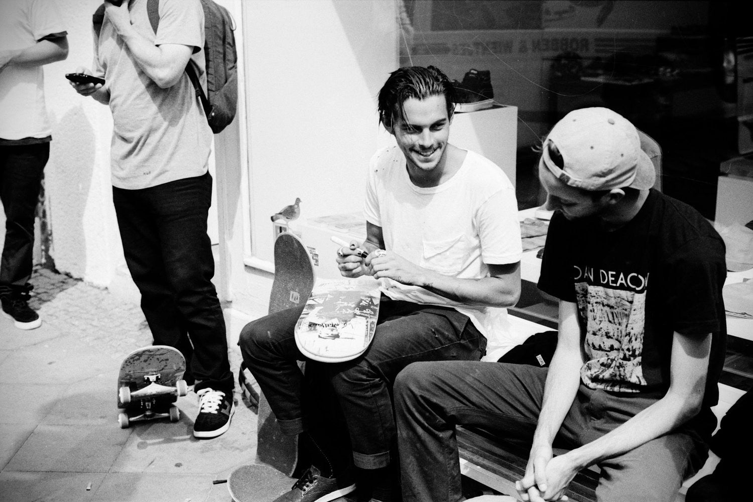 Rest In Power, Dylan Rieder