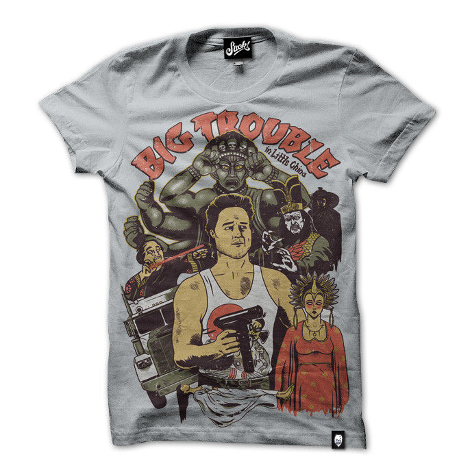 Big Trouble Alternative Tshirt