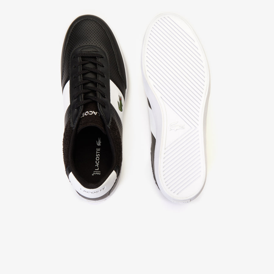 Men's Court-Master Leather Trainers