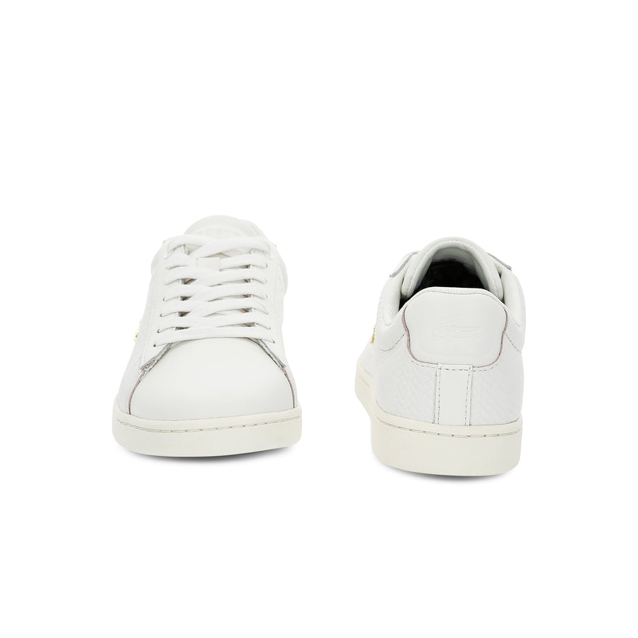 Women's Carnaby Evo Leather Trainers--Off White/Off White