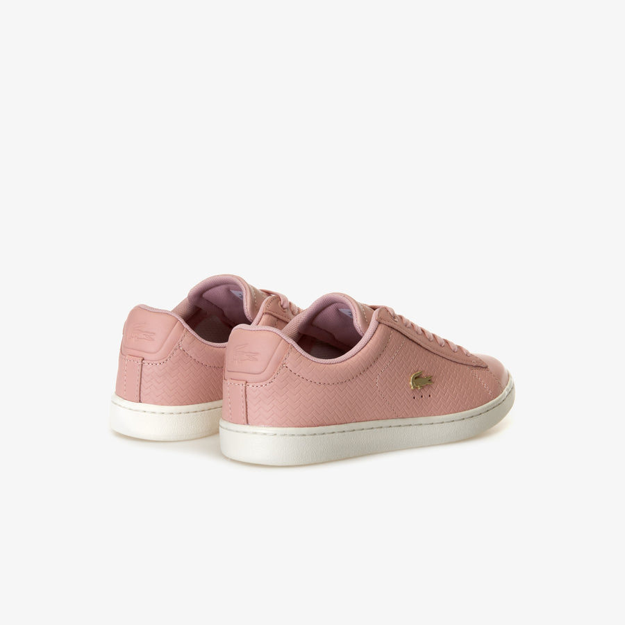 Women's Carnaby Evo Leather Trainers--Natural/Off White