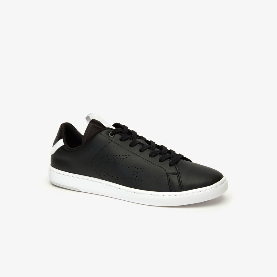 Men's Carnaby Evo Lightweight Leather Trainers--Black