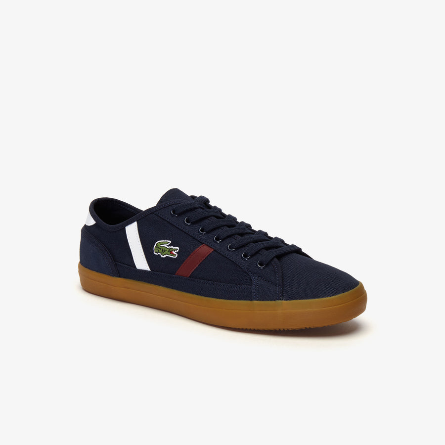 Men's Sideline 319 1 Canvas and Leather Sneakers