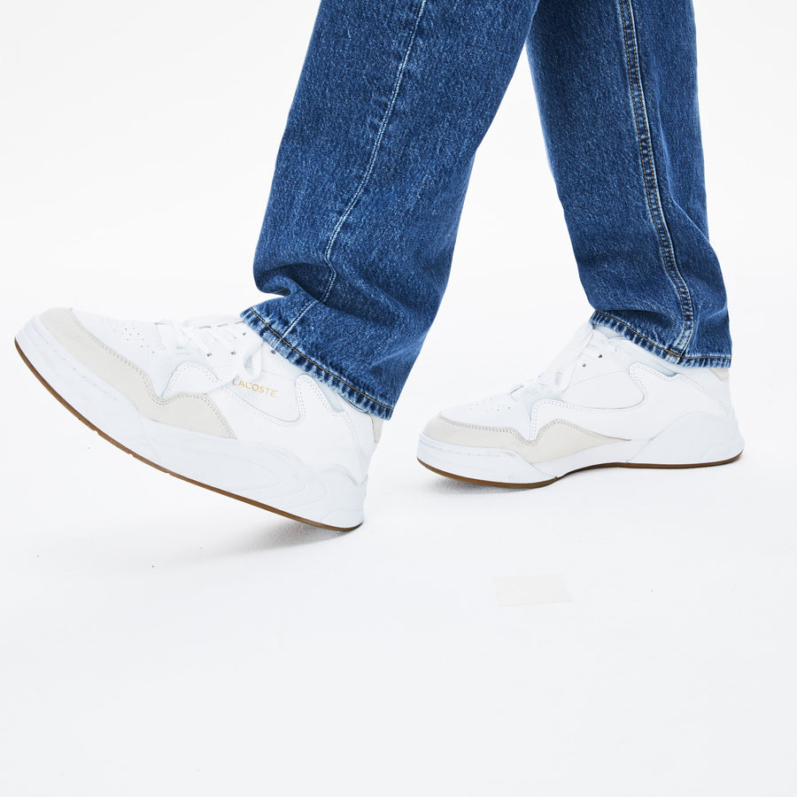 Men's Court Slam 319 1 Leather Sneakers