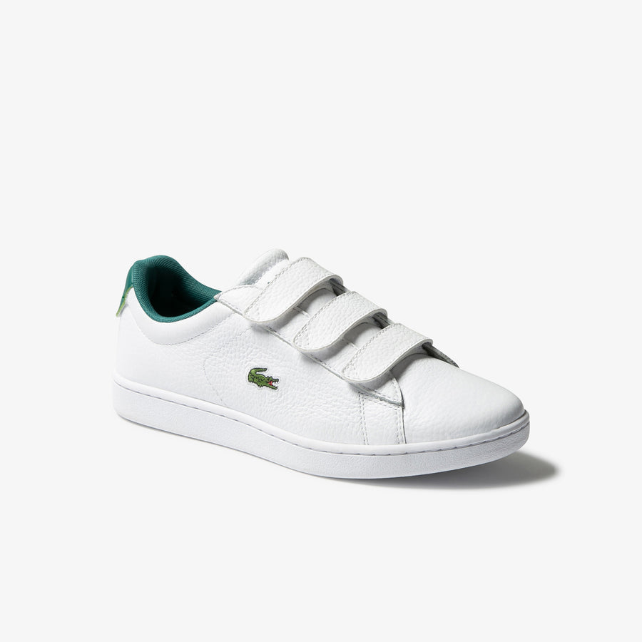 Carnaby Evo Strap Leather Sneakers