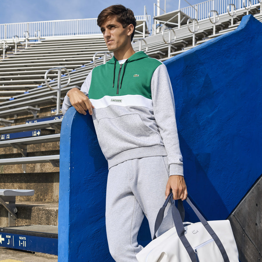 Men's Lacoste SPORT Colorblock Sweatshirt