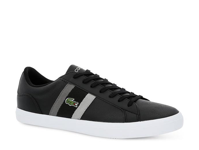 "<p><span style=""color:#ffffff;"">Matte leather Lerond Sneakers, &pound;70.00</span></p>"