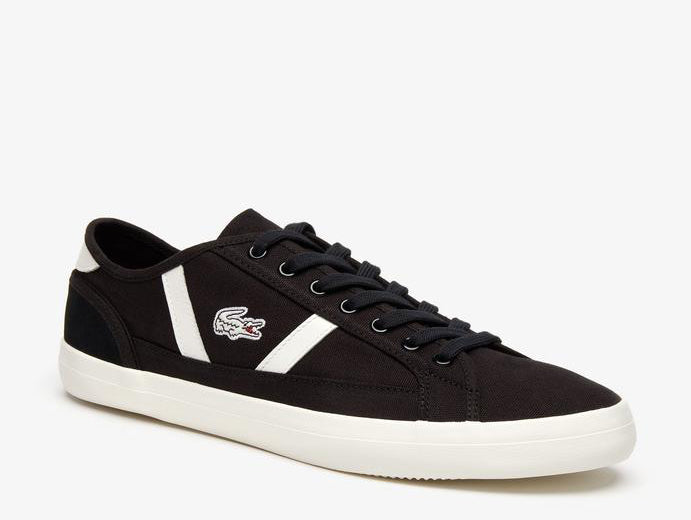 "<p><span style=""color:#ffffff;"">Leather and canvas Sideline Sneakers, &pound;65.00</span></p>"